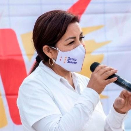 Unión por el Perú: Juana Umasi promete mejorar el primer nivel de atención de salud