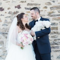 Nat and Matt's Fairy tale Wedding at Parc Historique Pointe-du-Moulin