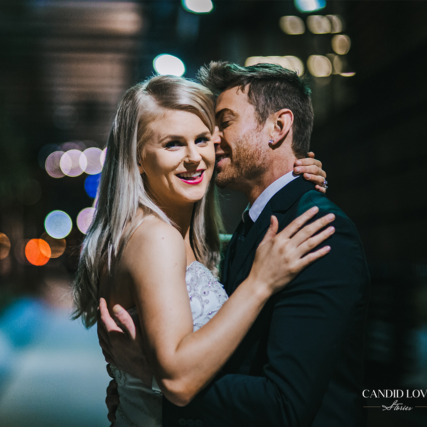 Candid Wedding Photographer in Melbourne