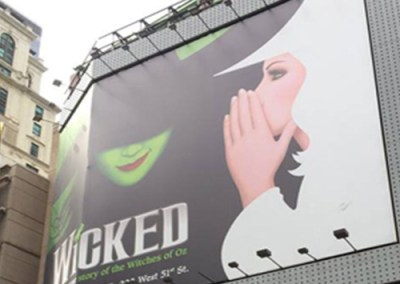 Wicked Billboard