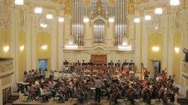 CYMO plays at Mozarteum