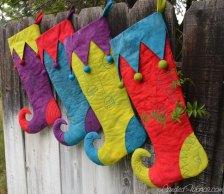 Jester Stockings