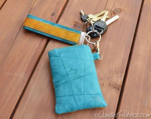 QA Gifts: Cell phone Pouch