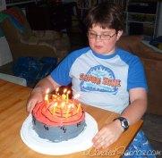 Logan turns 12