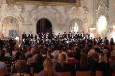 CYMO plays at Schloss Schlossheim