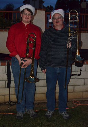 Trombone Christmas