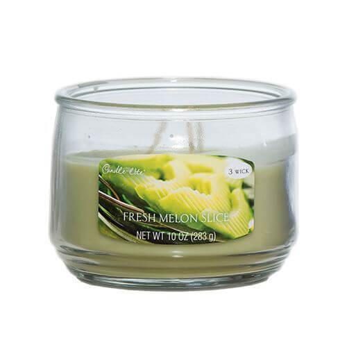 CandleLite Duftkerze Fresh Melon Slice 285g CandleDream