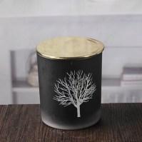 Bulk candlestick holders black glass candle jars exporter ...