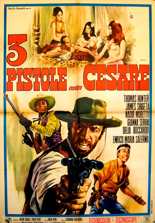 The Promise and Drama of Spaghetti Western Posters
