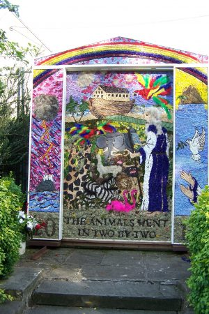 Bamford Well Dressing 2013