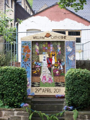 The 2011 Well Dressing