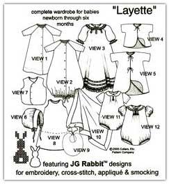 BABY LAYETTE BOY FREE KNITTING PATTERNS « FREE KNITTING