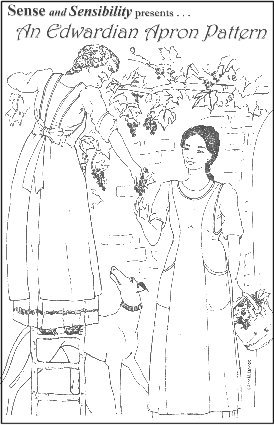 An Edwardian Apron Pattern