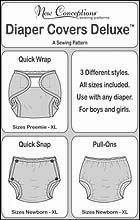 PooPockets Diaper Pattern by New Conceptsions