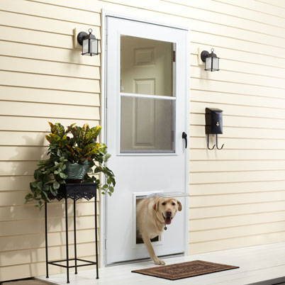 Andersen Storm Door - Pet Friendly