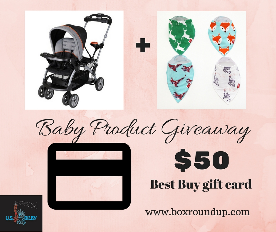 Baby Product #Giveaway Ends 1/26