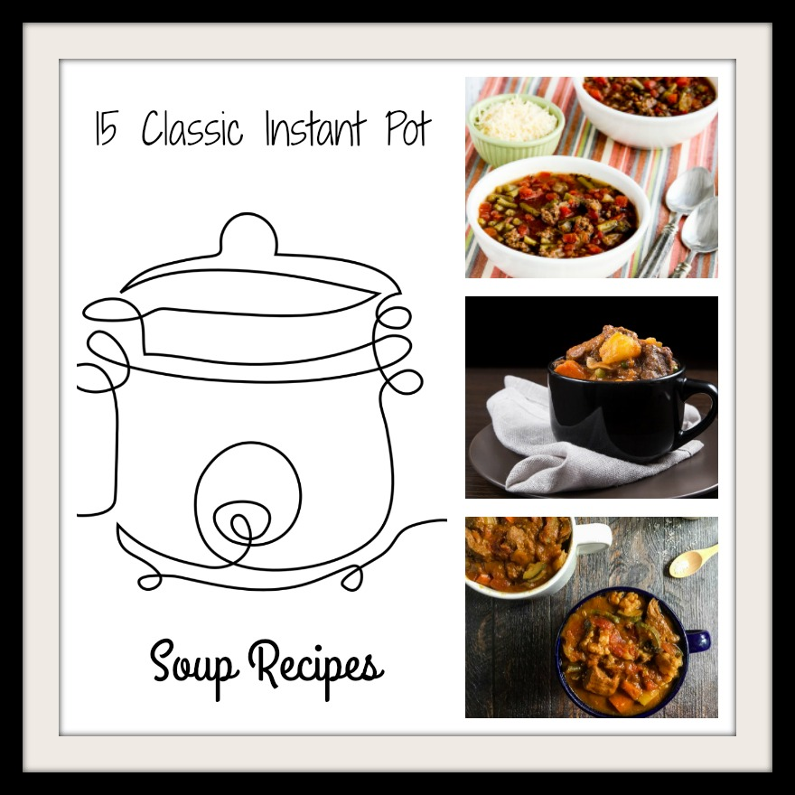 Classic Instant Pot Soup Recipes