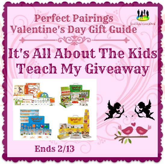 It's All About the Kids Teach My #Giveaway Ends 2/13 #SMGN