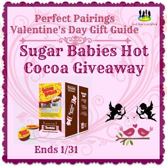 Sugar Babies Hot Cocoa #Giveaway Ends 1/31 #SMGN