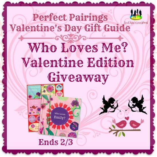 Who Loves Me? #Valentine Edition #Giveaway Ends 2/3 #SMGN