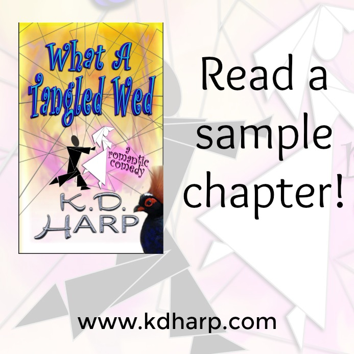 Read Chapter 1 from What a Tangled Wed by K.D. Harp