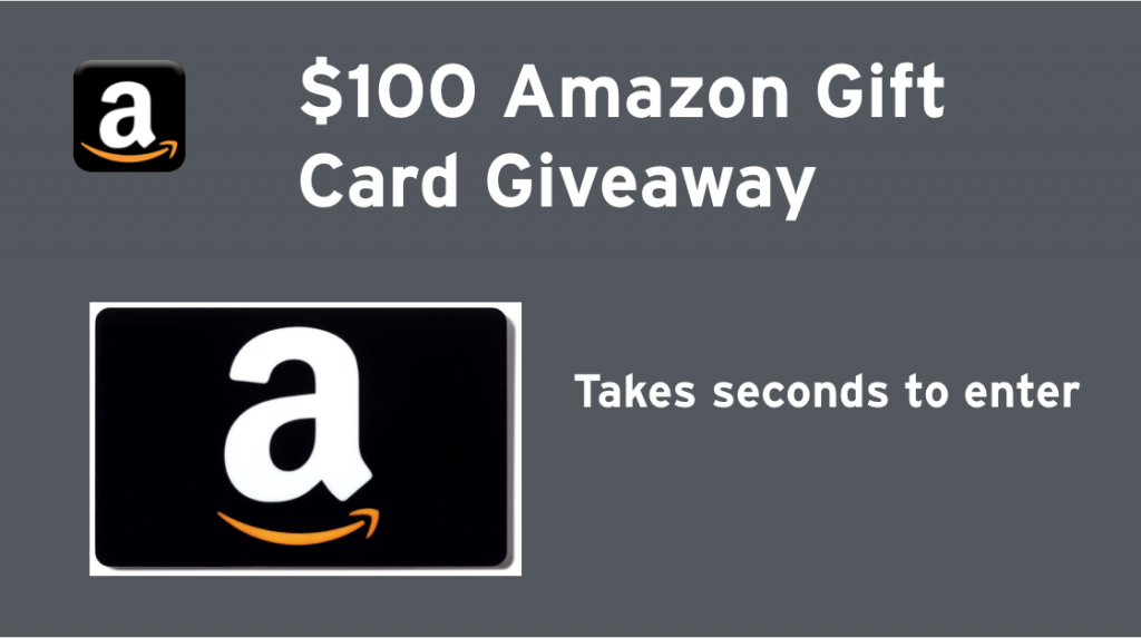 $100 Dropprice Amazon Gift Card #Giveaway Ends 3/28