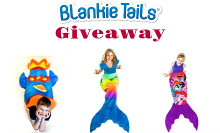 Blankie Tails Giveaway 2 Winners Ends 11/14
