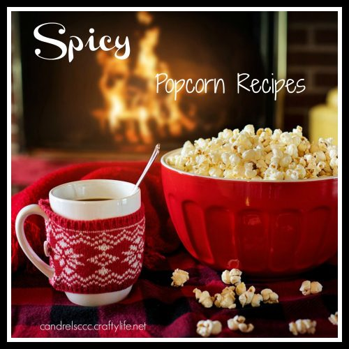 Spicy Popcorn Recipes