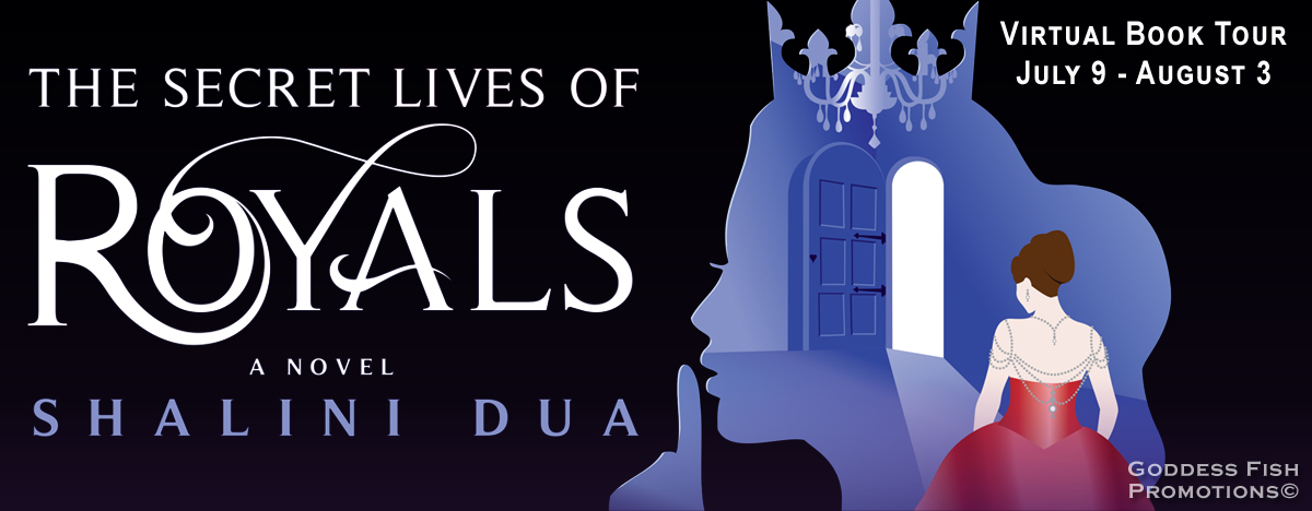 #Interview with Shalini Dua, author of Secret Lives of Royals with Giveaway