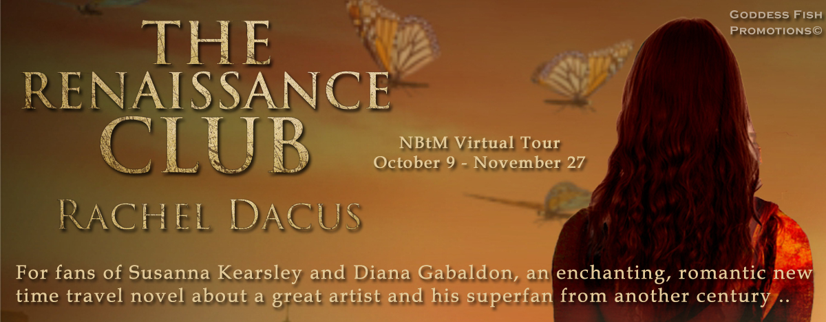 Meet Rachel Dacus, author of The Renaissance Club
