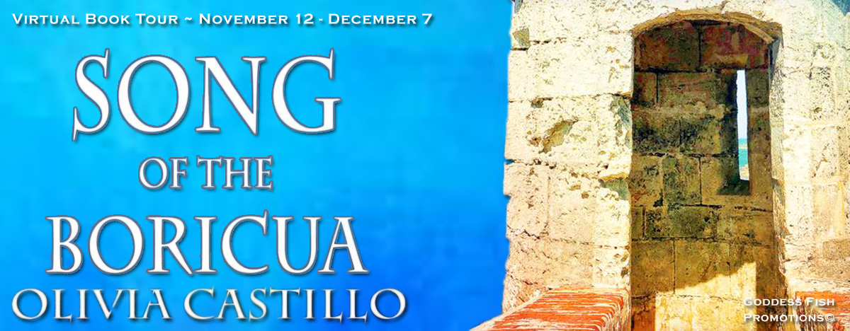 Interview with Olivia Castillo, author of Song of the Boricua