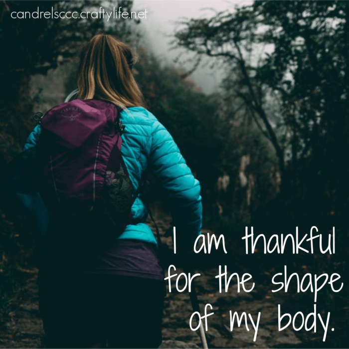 Daily Affirmation January 23