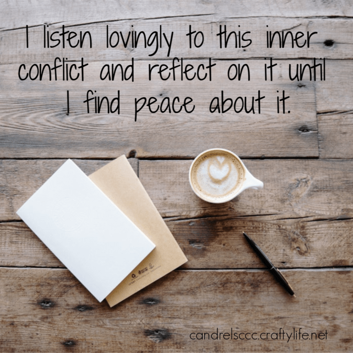 Daily Affirmation January 28