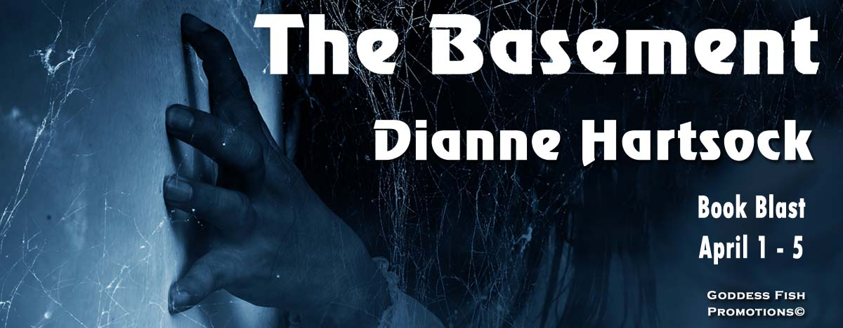 Read an excerpt from The Basement by Dianne Hartsock with Giveaway