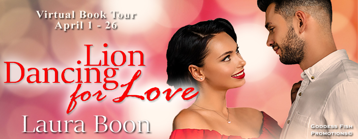 #Interview with Laura Boon, author of Lion Dancing for Love