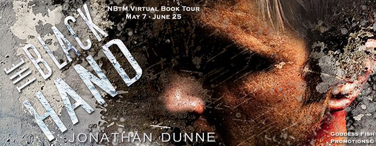 Interview with Jonathan Dunne, author of The Black Hand