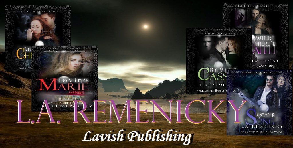 The Fairfield Corners series by LA Remenicky with Giveaway