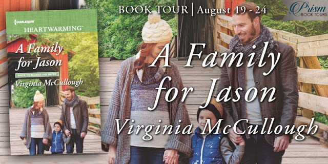A Family for Jason by Virginia McCullough #AFJTour Grand Finale