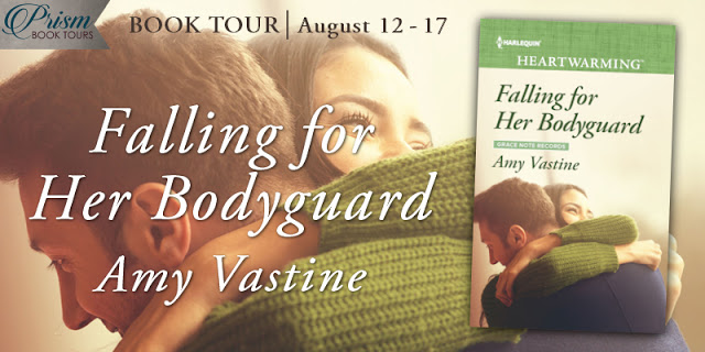 Falling From Her Bodyguard by Amy Vastine #FFHBTour Grand Finale