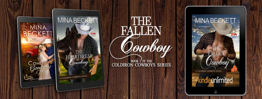 The Fallen Cowboy with Giveaway