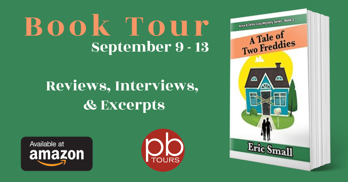 #Interview with Eric Small, author of A Tale of Two Freddies