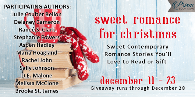 Sweet Romance for Christmas #BookTour and #Giveaway Grand Finale #RomBks4Chris19
