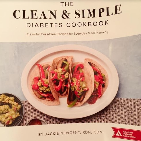 The Clean & Simple Diabetes Cookbook #Giveaway Ends 2/16