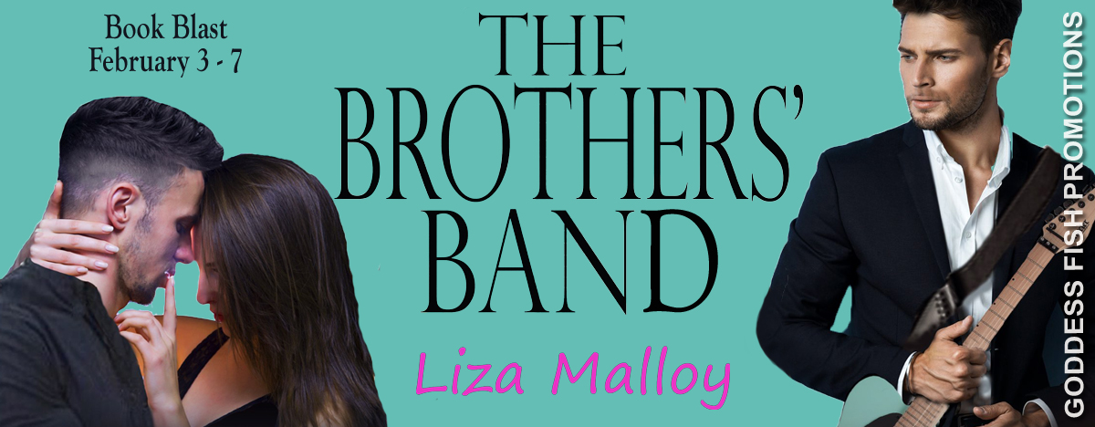 #BookBlast The Brothers' Band by Liza Malloy with #Giveaway