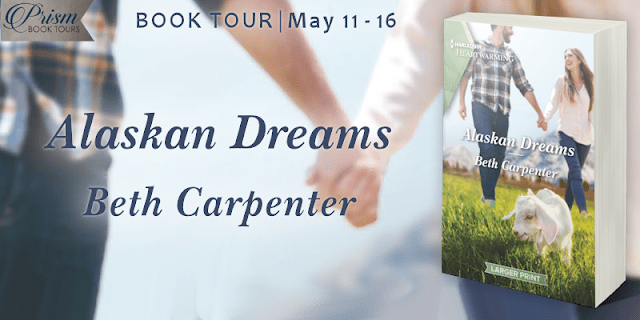 Alaskan Dreams by Beth Carpenter #BookTour Grand Finale with #Giveaway #ADPrism