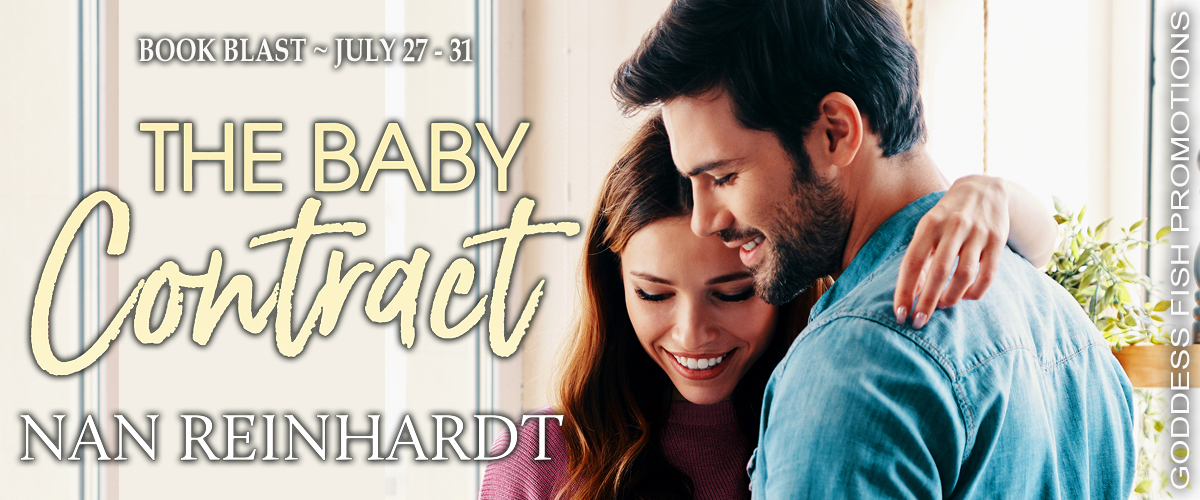 #BookBlast The Baby Contract by Nan Reinhardt with #Giveaway