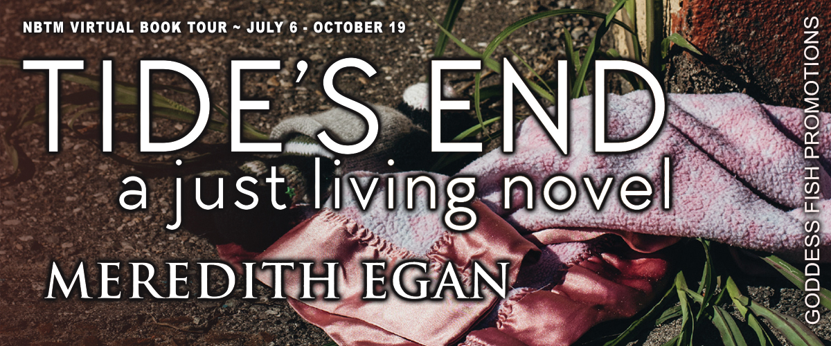 #Interview with Meredith Egan, author of Tide's End