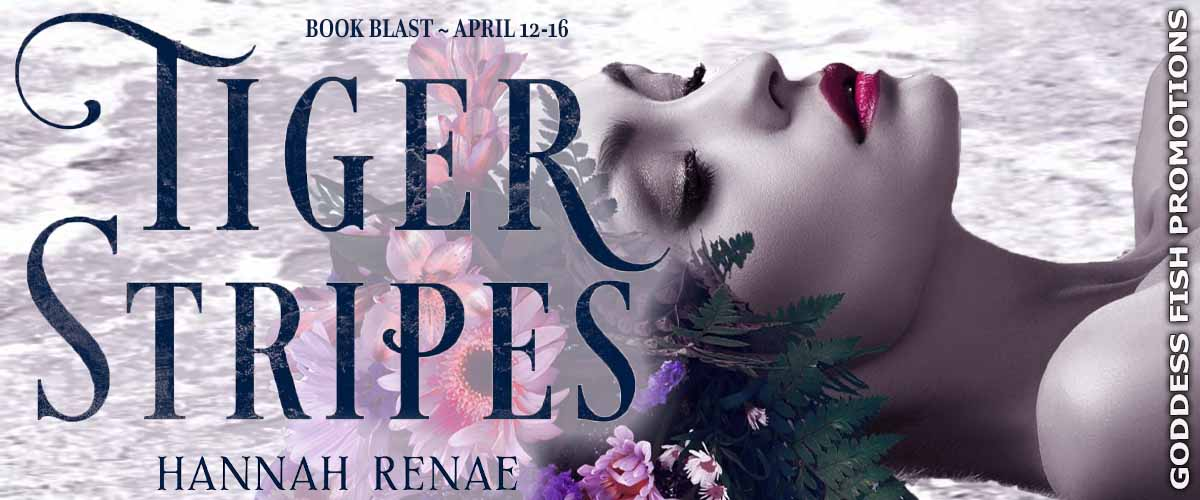 #BookBlast Tiger Stripes by Hanna Renae with #Giveaway