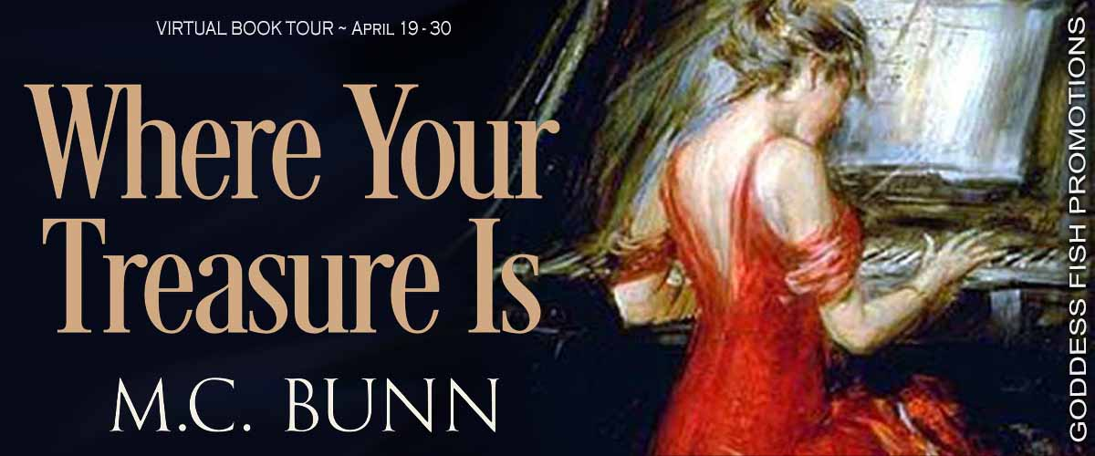 Interview with MC Bunn, author of Where Your Treasure Is