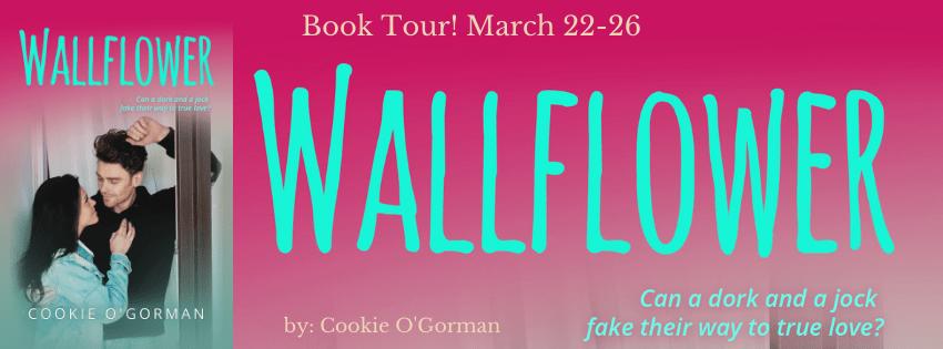 Meet Cookie O'Gorman, Author of Wallflower